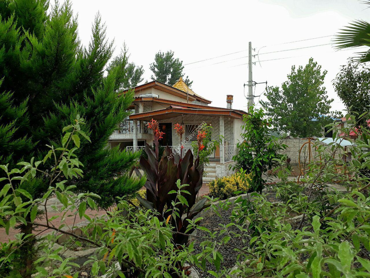 ویلا باغ چمستان | 130 متر مربع