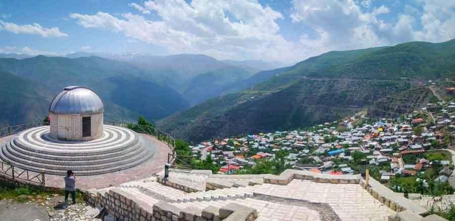 روستاهای زیبا مازندران