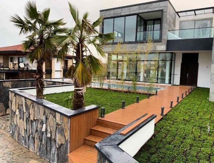 خرید ویلا در نوشهر نوساز | 430 متر مربع