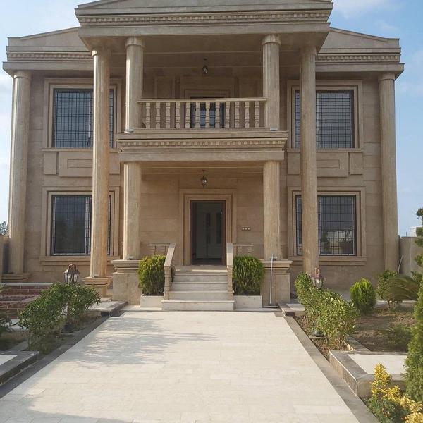 ویلا دوبلکس استخر دار نوشهر   330 متر