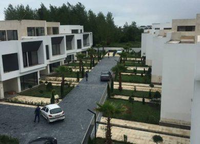 فروش ویلا شمال دوبلکس شهرکی در نوشهر | ۴۰۰ متر