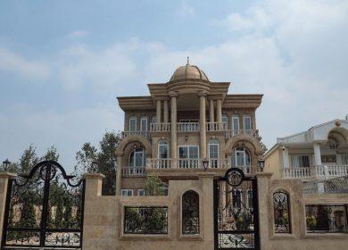 فروش کاخ_ویلا مدرن و استخردار | 400 متر