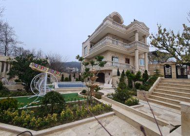 قیمت ویلا شمال ارزان قیمت | 600 متر