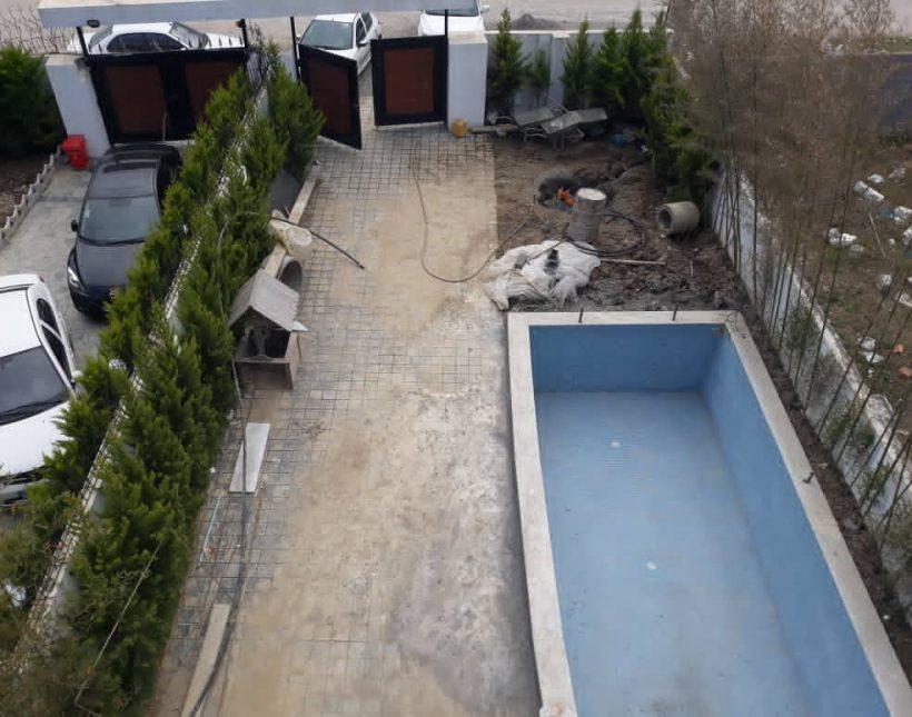 فروش ویلا مدرن روف در شمال-سیسنگان | 400 متر