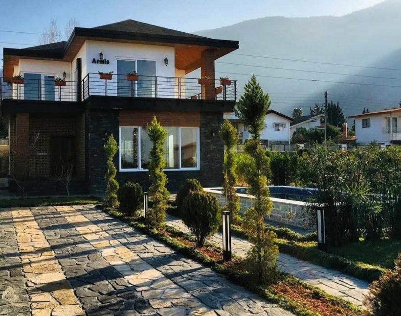 خرید ویلا دوبلکس ارزان در سیسنگان | ۳۰۰ متر