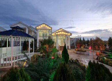 خرید ویلا شهرکی سعادت آباد | 400 متر