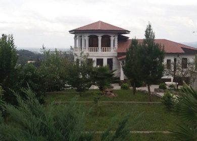 خرید ویلا دوبلکس باغی در سیسنگان شمال | 700 متر