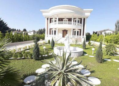 خرید ویلا دوبلکس سنددار در شمال نوشهر-سیسنگان | 630 متر