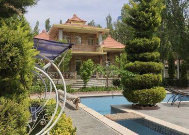 خرید ویلا باغ شمال دوبلکس در نوشهر | 900 متر
