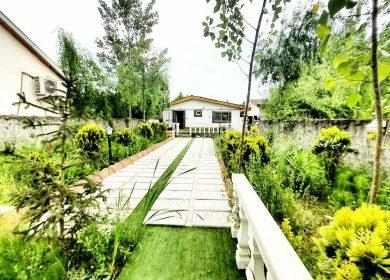 ویلا باغ ۴۵۰متری بامحوطه سازی شیک | 450 متر