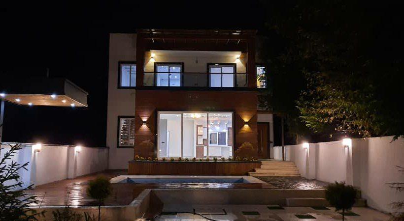 خرید ویلا شمال دوبلکس مدرن امیرآباد   410 متر