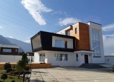 خرید ویلای نوساز مدرن در شمال سیسنگان | 1500 متر