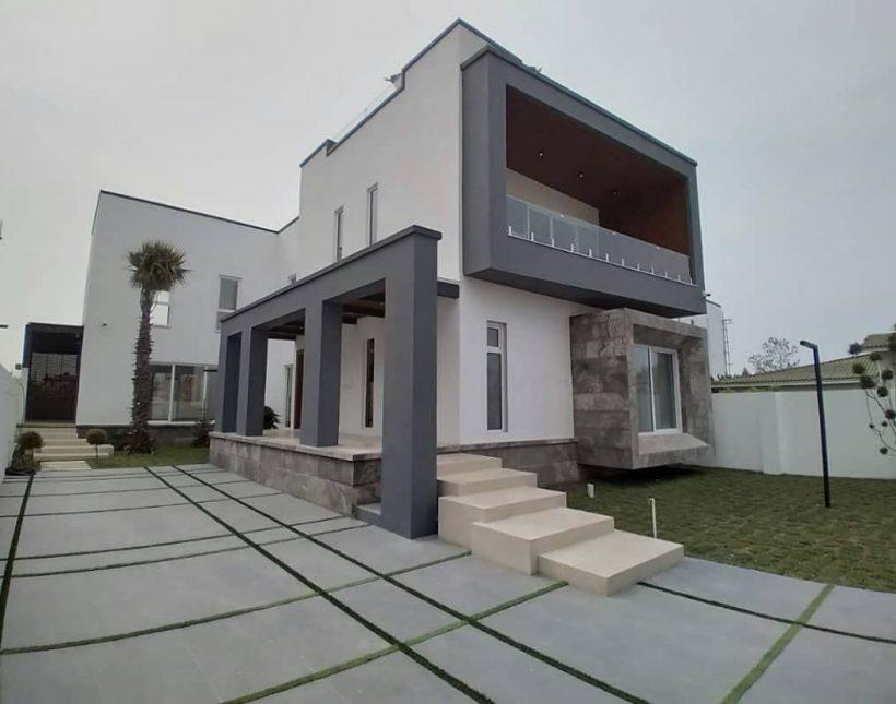 فروش ویلا شمال مدرن هوشمند در نوشهر | 550 متر