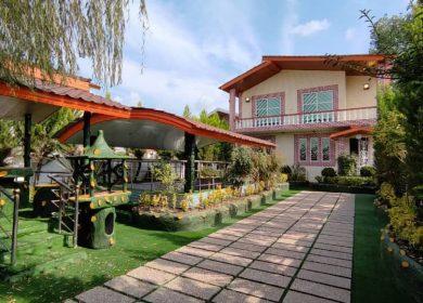 ویلا باغ نوساز | 350 متر