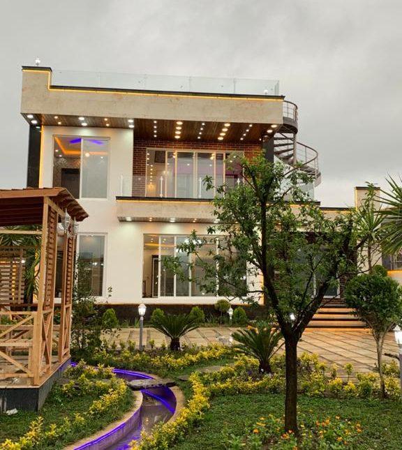 ویلا باغ استخردار شهرکی درمنطقه نور | 470 متر