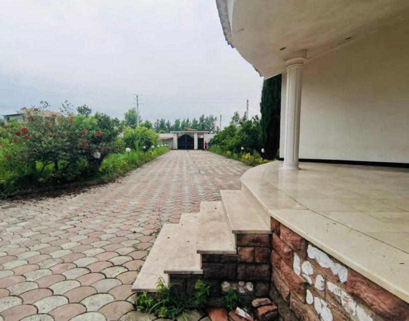 ویلا باغ سند دار زیر قیمت 2 کیلومتری دریا | 1300 متر