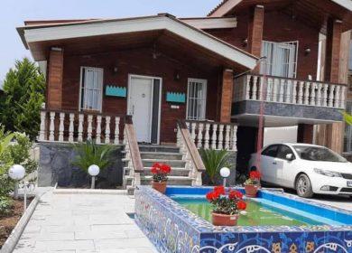 خرید ویلا از نوشهر   ۳۰۰ متر