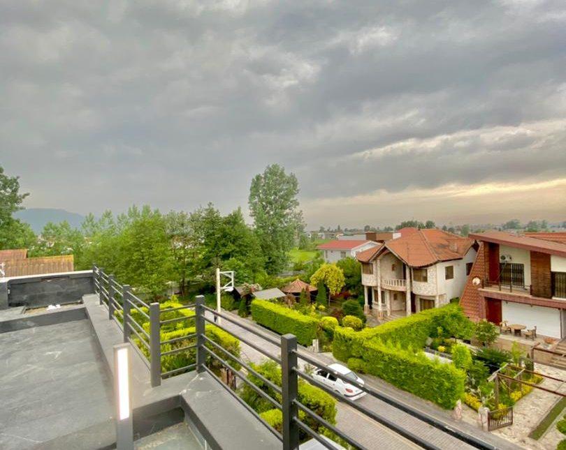 ویلا نما مدرن 350 متری شهرکی در رویان | 350 متر