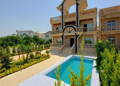 خرید ویلا در نوشهر | 450 متر