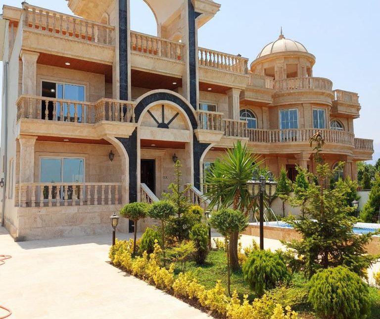 خرید ویلا در نوشهر   450 متر