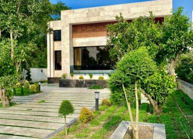 باغ ویلا شمال شهرکی زیر قیمت در سعادت آباد | 800 متر