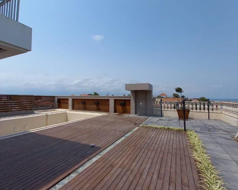 خریو ویلا تریپلکس ساحلی | 550 متر