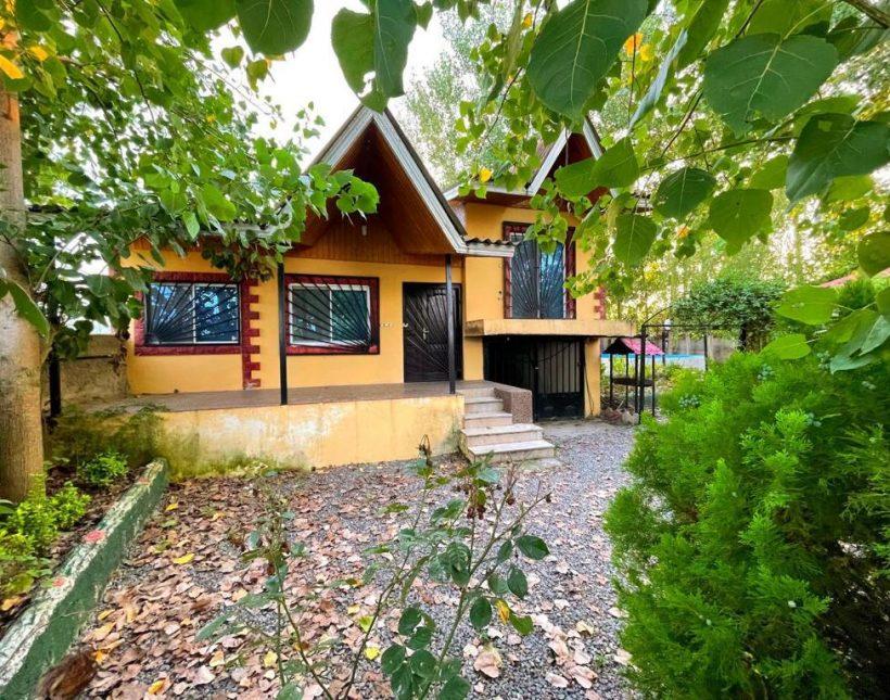 ویلا باغ استخر دار در چمستان   490 متر