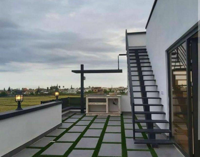 ویلا نما مدرن 5 خوابه در رویان | 300 متر