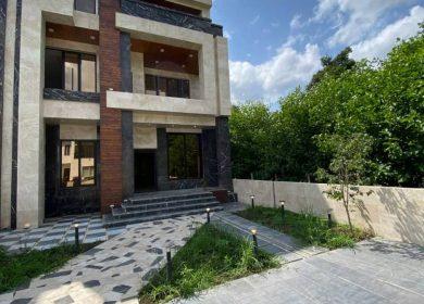 ویلا تریبلکس شهرکی در منطقه چمستان | 300 متر