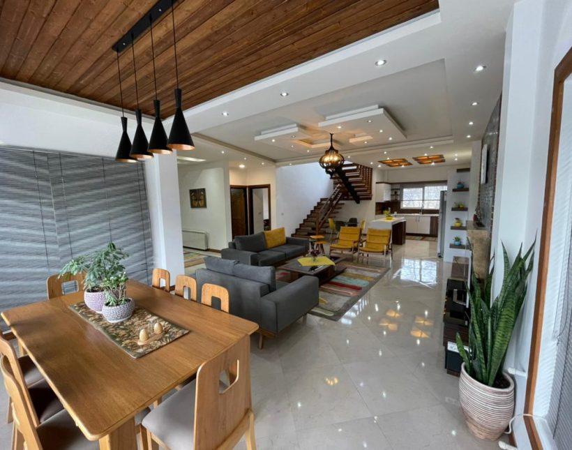خرید ویلا استخر دار فول فرنیش رویان | 400 متر