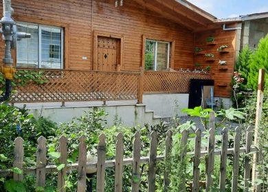 خرید ویلا نما چوبی چمستان | 200 متر
