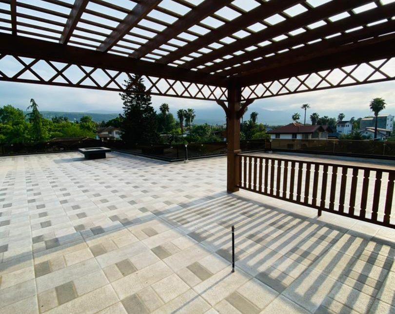 ویلا لاکچری شهرکی در ونوش | 500 متر