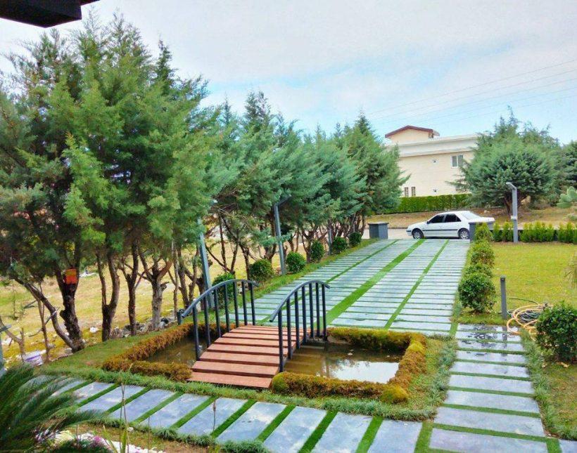 ویلا لاکچری در سیسنگان   800 متر
