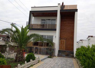 ویلا شهرکی 4 خوابه در نوشهر | 380 متر