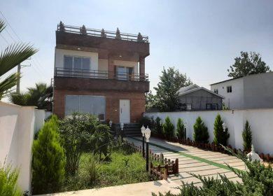ویلا دوبلکس نما مدرن در منطقه آپادانا   300 متر
