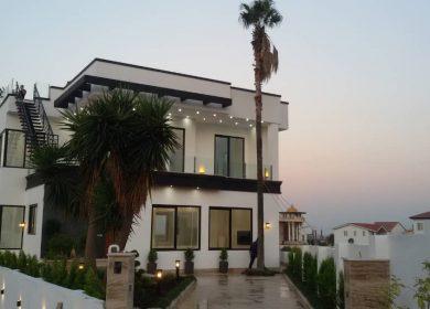 ویلا دوبلکس مدرن در بهترین منطقه نوشهر | 360 متر