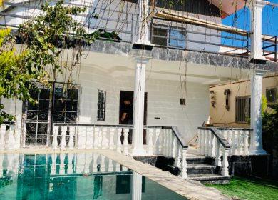 خرید ویلا نیم پیلوت استخر دار منطقه چمستان   230 متر