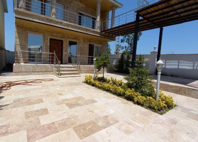 خرید ویلا نما سنگ 4 خوابه در نوشهر | 300 متر