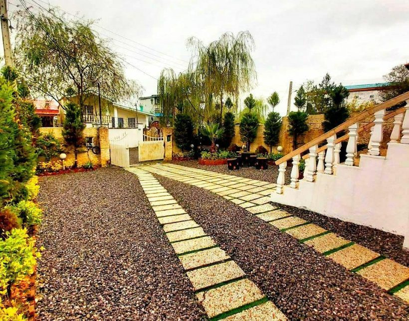 خرید ویلا 2 خوابه جنگلی چمستان   300 متر